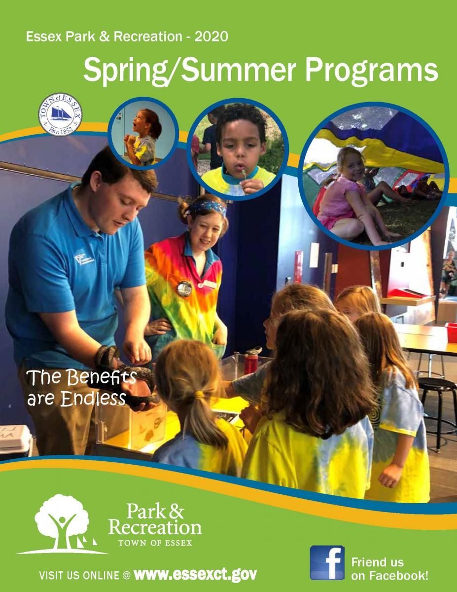 Spring Summer 2020 Brochure